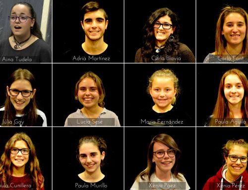 Escollits els 12 artistes que participaran al gran espectacle de Pop-Rock Juvenil, PopKids